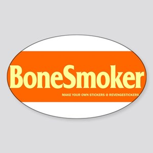 bonesmoker Sticker