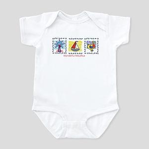 wonderful Mauritius Infant Bodysuit