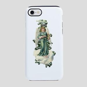 Vintage Angel iPhone 7 Tough Case