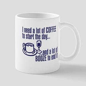 Coffee Booze Mugs