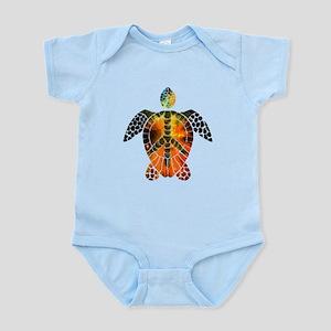 sea turtle-3 Body Suit