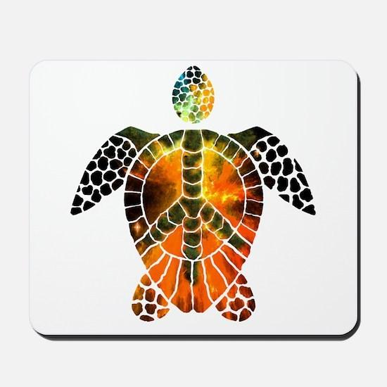 sea turtle-3 Mousepad