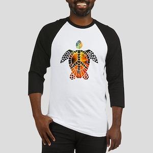 sea turtle-3 Baseball Jersey