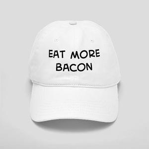 Eat more Bacon Cap