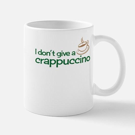 crappuccino Mugs