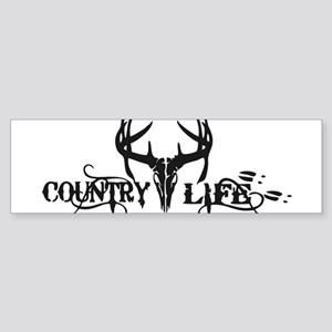 country life Bumper Sticker