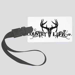 country life Luggage Tag
