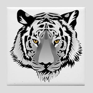 Tigerface Tile Coaster