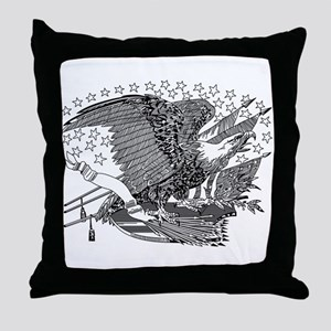 Grand Army of the Repbulic Throw Pillow