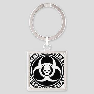 Zombie Outbreak Response Team Keychains