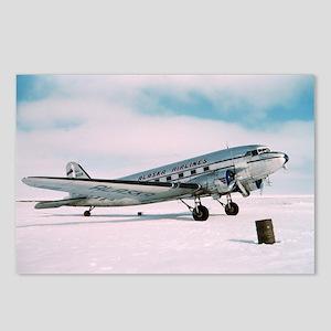 Vintage Alaska Airlines a Postcards (Package of 8)