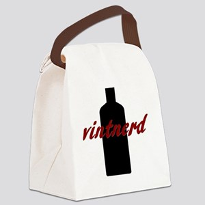 Vintnerd Canvas Lunch Bag