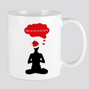 Christmas Yoga Mugs