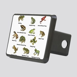 Frog and Toad Types Hitch Cover