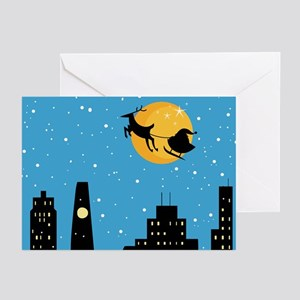 NIGHT BEFORE CHRISTMAS Greeting Cards (Pk of 20)