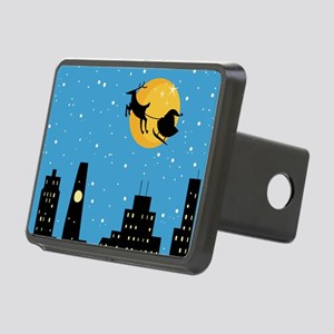 NIGHT BEFORE CHRISTMAS Rectangular Hitch Cover