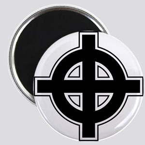 Celtic Cross Square Magnet