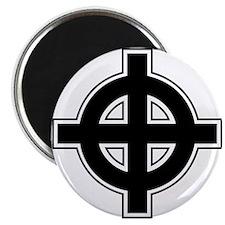 Celtic Cross Square Magnet
