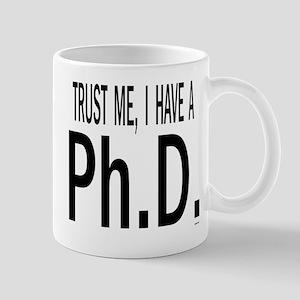 Ph.D. Mugs