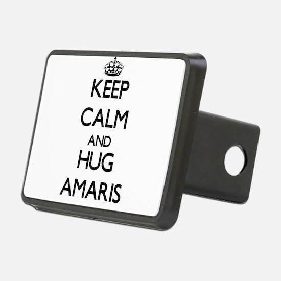 Keep Calm and HUG Amaris Hitch Cover
