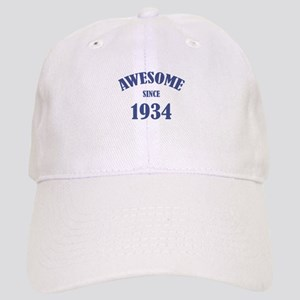 Awesome Since 1934 Cap