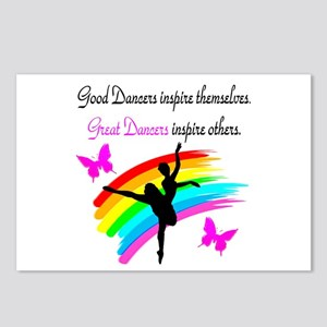 BLESSED DANCER Postcards (Package of 8)