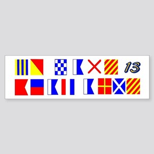 Bumper Stickers to Put army in its place Sticker (