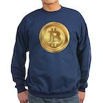 Bitcoin Encryption We Trust Sweatshirt (dark)