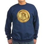 Bitcoin Encryption We Trust Sweatshirt (dark)