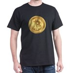 Bitcoin Encryption We Trust Dark T-Shirt