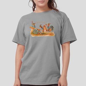 Easter Bunny War Vintage T-Shirt