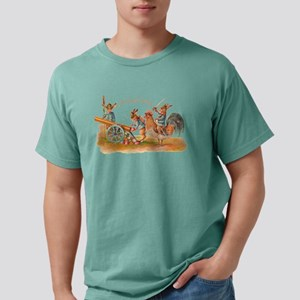 Easter Bunny War Vintage T-Shirt
