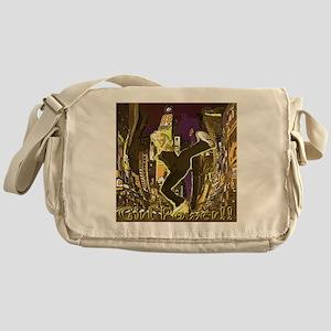 Girl Power Messenger Bag