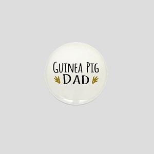 Guinea pig Dad Mini Button