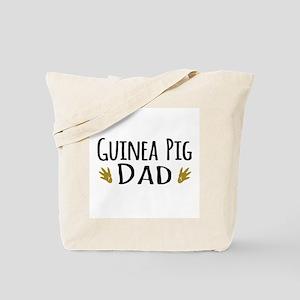 Guinea pig Dad Tote Bag
