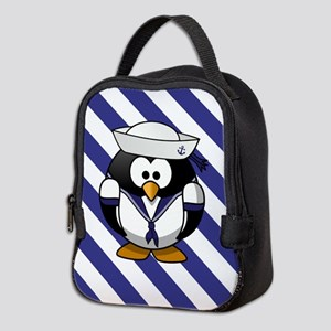 USN PENGUIN Neoprene Lunch Bag