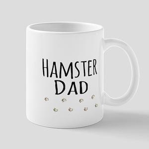 Hamster Dad Mugs