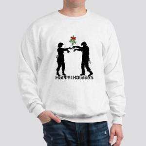 Happy Zombie Holiday Jumper
