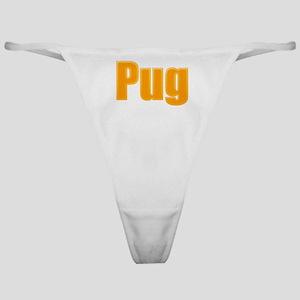 Pug Classic Thong