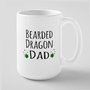 Bearded Dragon Dad Mugs