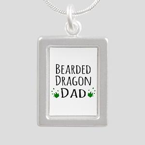 Bearded Dragon Dad Necklaces