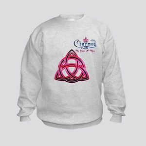 Charmed Triquetra The Power of Three 3 Sweatshirt