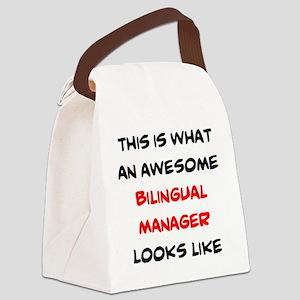 alandarco4517 Canvas Lunch Bag