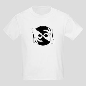 SL Interpreter 01-01 Kids Light T-Shirt