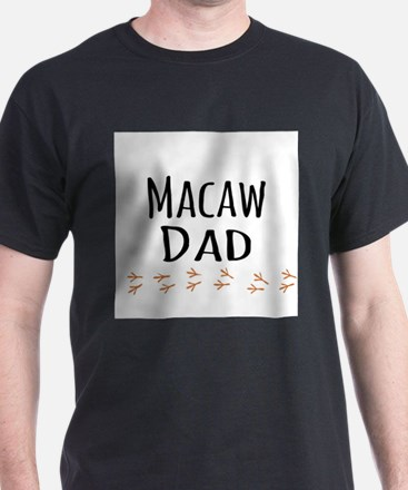 Macaw Dad T-Shirt