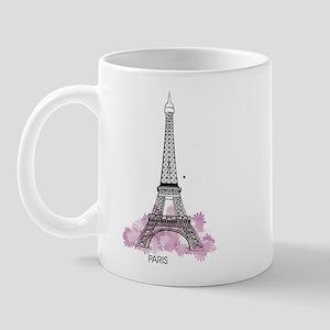 Eiffel Paris Mug