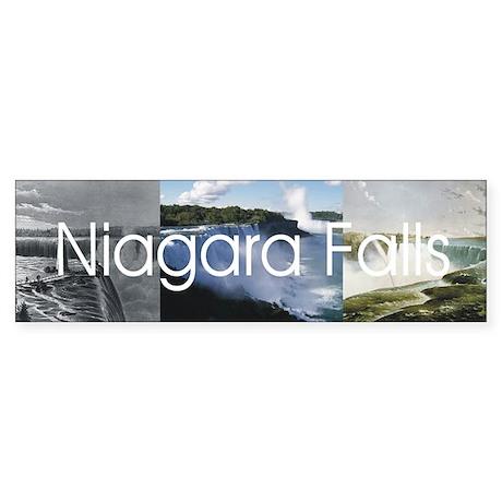 ABH Niagara Falls Sticker (Bumper)