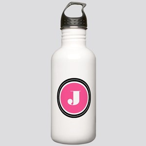 Pink Stainless Water Bottle 1.0L