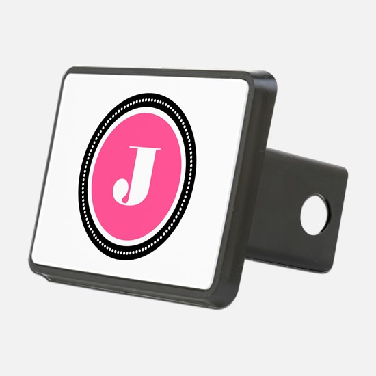 Pink Hitch Cover