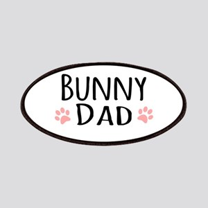 Bunny Dad Patches